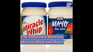 The Difference Between Miracle Whip and Mayo