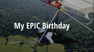 My EPIC Birthday Experience  - Video