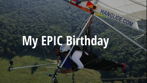 My EPIC Birthday Experience