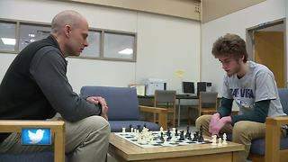 Partners in education: Chess club