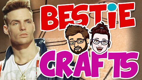 Bestie Crafts Learn how to use Tim Holtz' Embossing Glaze!