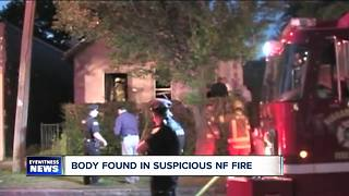 One man dead after arson in Niagara Falls - Video