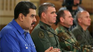 Maduro Slams 'Imperialist' Forces