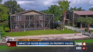Impact of water releases on property values - Video