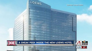 INSIDE LOOK: Convention Center hotel promises stunning views