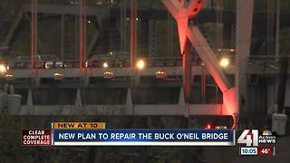 State makes new plan for O'Neil Bridge rehab - Video