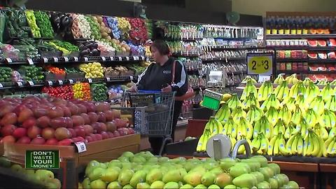 Grocery stores' secrets to getting you to spend more