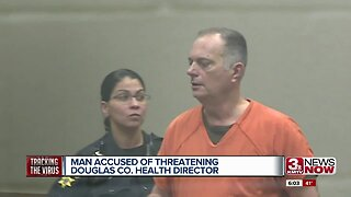 Man Accused of Threatening Douglas Co. Health Director