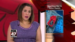 Eaton Rapids stations selling cheapest gas in America - Video