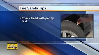 Tire Safety Tips - Video