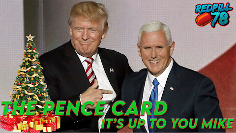 Merry Christmas Eve - The Pence Card