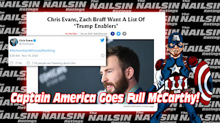 The Nailsin Ratings Captain America Goes Full McCarthy