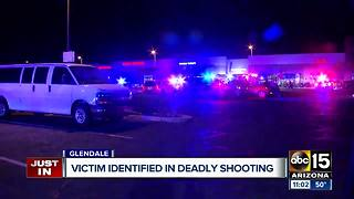 Victim identified in deadly Glendale shooting - Video