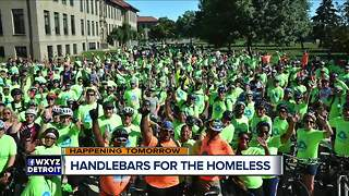 Handlebars for the Homeless - Video