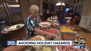 Valley doctor warning of holiday hazards - Video