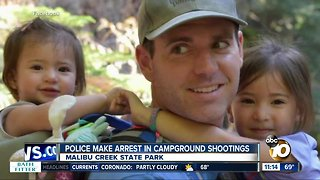 Malibu campground shooting suspect arrested