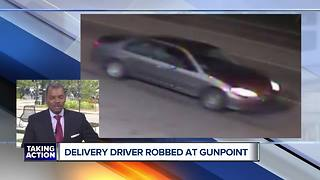 Authorities seeking suspects who robbed postal service worker in Detroit