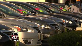 Online car buying scams - Video