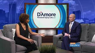 D'Amore Personal Injury Law - May 24 - Video