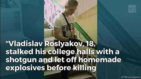 Russian Govt. Has Gun Laws Dems Want, Still Didn't Prevent 89-Casualty School Shooting