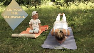 Adapting the impossible: The Maurasana - Video