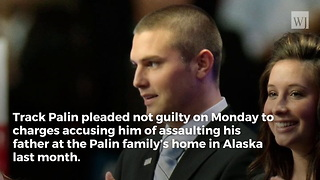 Track Palin Faces Charges Over Violent Assault Against Father - Video