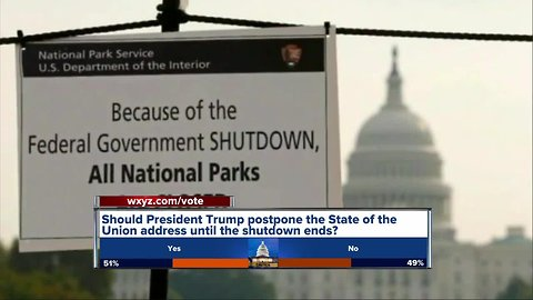 Workers feeling the pinch of government shutdown
