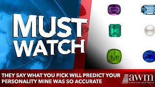 They Say What You Pick Will Predict Your Personality Mine Was So Accurate - Video