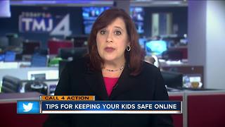 Call 4 Action: Keeping kids safe online - Video