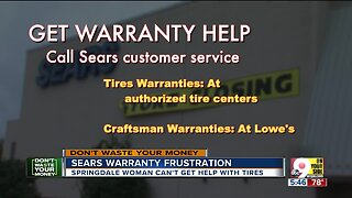 Sears customers: Here's how to get warranty help