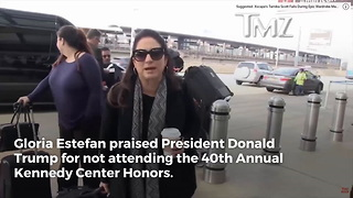Singer Gloria Estefan Gives an Unexpected Response When Asked About Trump