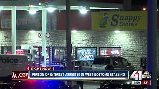 Police: West Bottoms double stabbing is isolated incident - Video