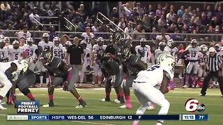 HIGHLIGHTS: Ben Davis vs. Lawrence Central - Video