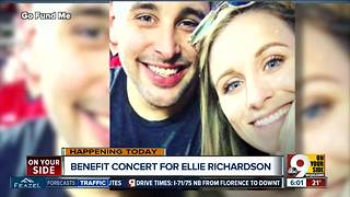 98 Degrees show tonight to benefit Ellie Richardson, Lachey's manager shot in face on Thanksgiving - Video