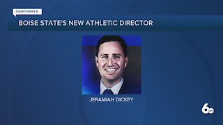 Boise State Broncos pick Jeramiah Dickey for new Athletic Director