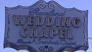 Specialty dates bring big numbers for wedding chapels - Video