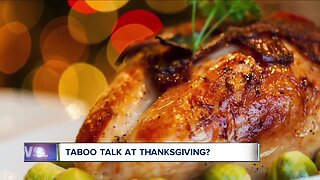If you think it's safe to talk politics again at Thanksgiving dinner, think again and plan ahead