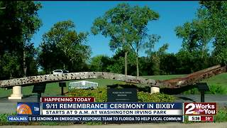 Bixby 9/11 ceremony to remember victims - Video