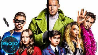 Top 10 Reasons to Watch The Umbrella Academy - Video