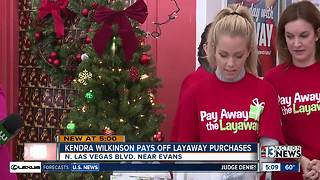 Reality star gives back to locals vo - Video