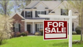 More people buying homes during pandemic