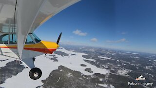 Aborted Cross-Country Flight and Twin Hornet 22 Engine Heater Review
