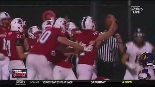 Friday Football Frenzy, Week 6 highlights (part 1) - Video