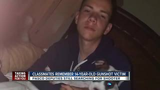 School grieves loss of 8th grader killed in shooting - Video
