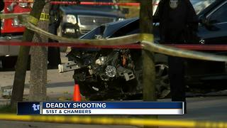 Two shot, one killed in north side shooting - Video