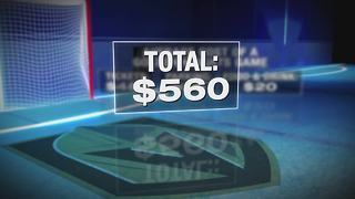 Golden Knights ticket prices spiking as wins pile up - Video