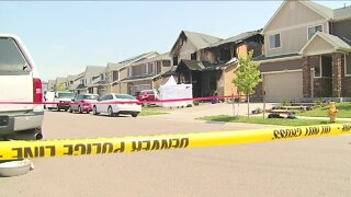 Arson suspected after toddler, child, 3 adults die in Denver house fire Wednesday morning