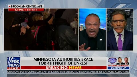 """Bongino and Geraldo Attack Each Other in Intense Debate: """"You Son of a B****!"""""""