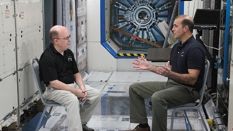 NASA's Rick Mastracchio and Annette Hasbrook Discuss Orion's Mission Beyond Earth Orbit
