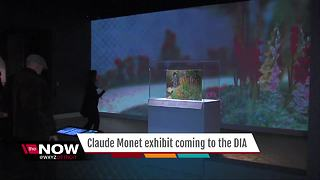 'Monet: Framing Life' exhibition coming to the Detroit Institute of Arts - Video